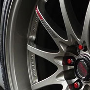 Nissan Custom Wheel Accessories