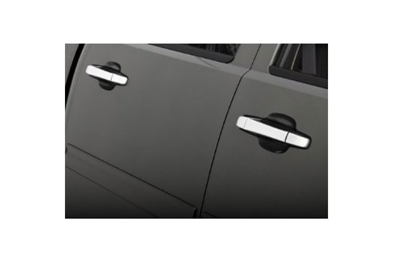 2012 Ford F-150 Chrome Door Lever Covers (4 Door)
