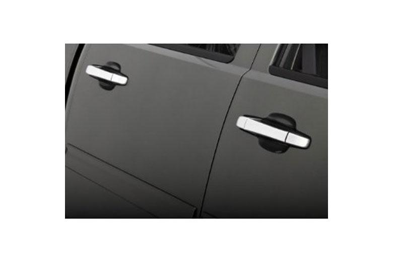 2013 Ford F-150 Chrome Door Lever Covers (4 Door)