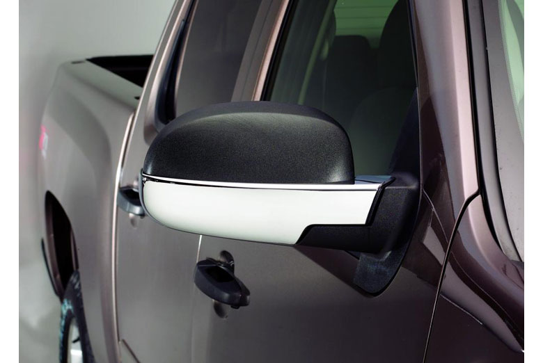 2000 Chevrolet Tahoe Chrome Mirror Covers