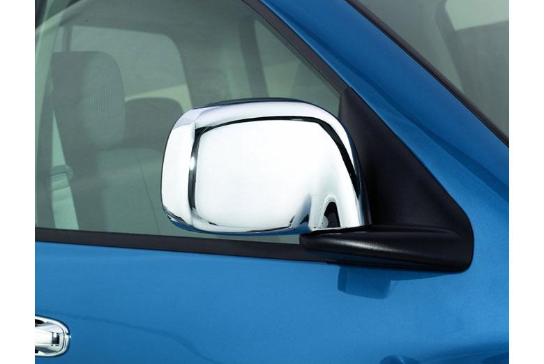 2004 Dodge Ram Chrome Mirror Covers