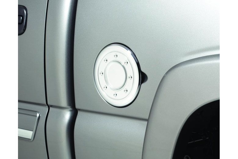 2003 Chevrolet Silverado Fuel Door Cover