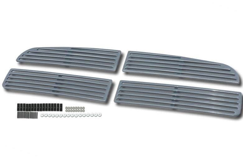 Lund 2013 Dodge Charger Perimeter Grille (Horizontal)