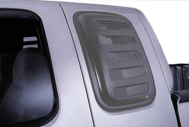 AVS Aeroshade Smoke Rear Window Cover