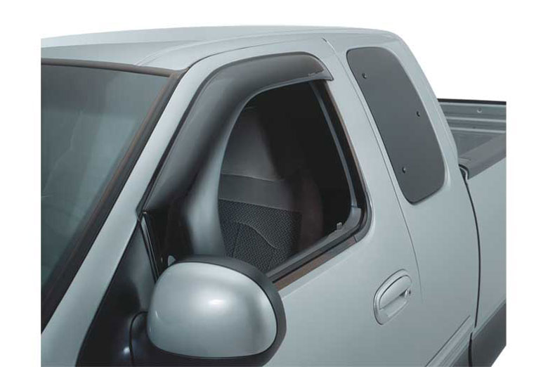 AVS AeroVisor Window Visor Wind Deflectors (Crew / Quad Cab)