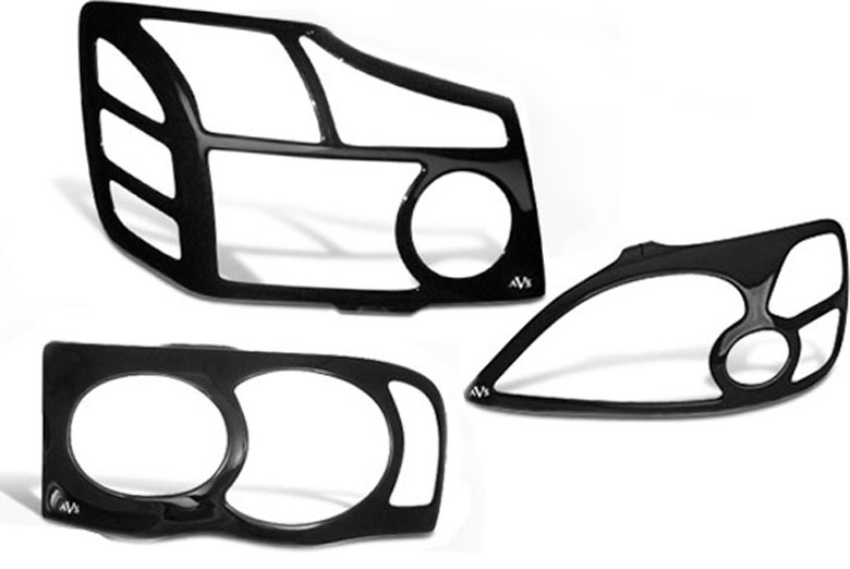 Projektorz Dodge Durango 2004-2006 Headlight Covers
