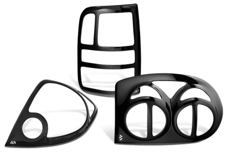 AVS 2005 Ford F-450 Tail Light Covers