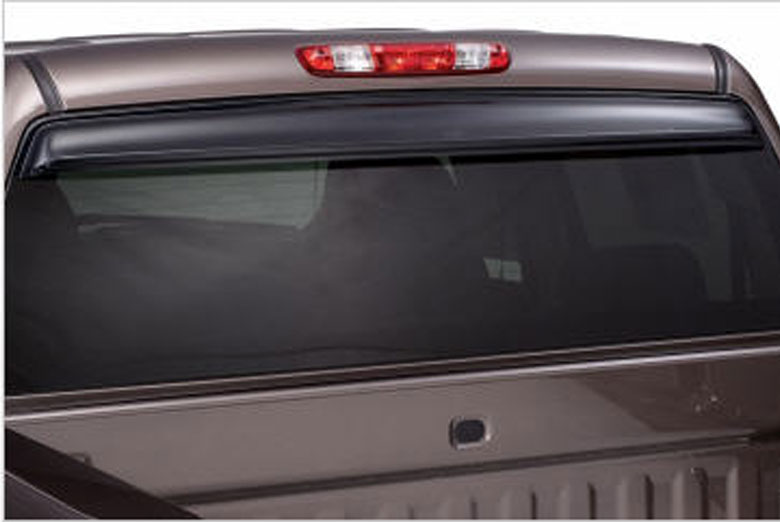AVS Sunflector Rear Windshield Sun Visor Wind Deflector (Regular Cab)