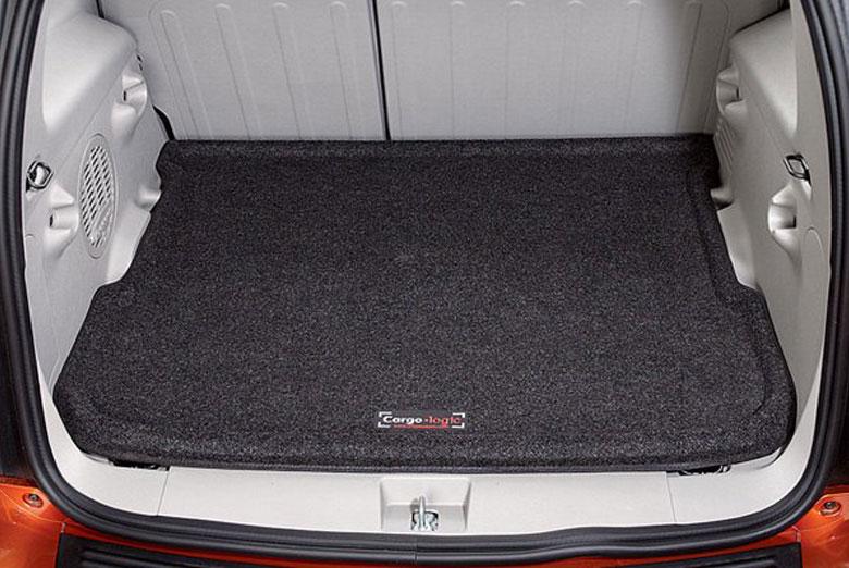 2008 Jeep Patriot Cargo-Logic Black Cargo Mat
