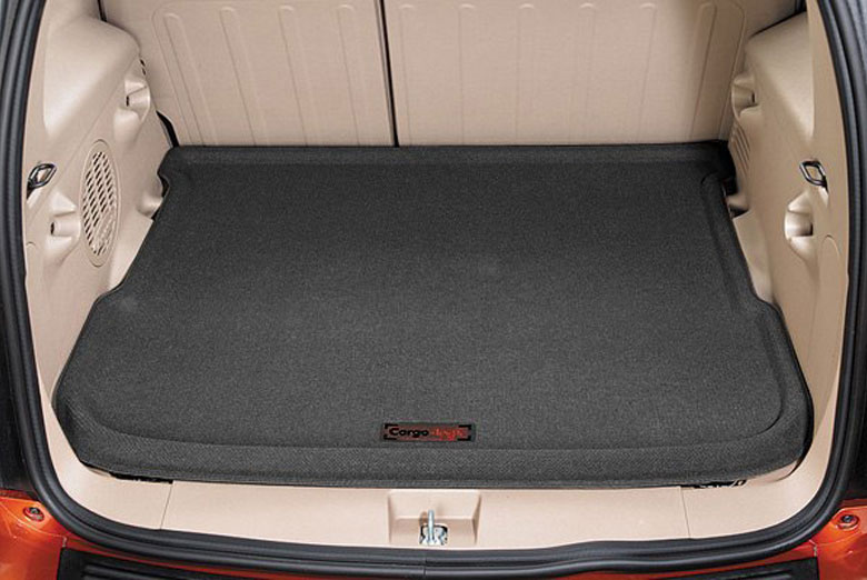 2007 Jeep Commander Cargo-Logic Charcoal Cargo Mat