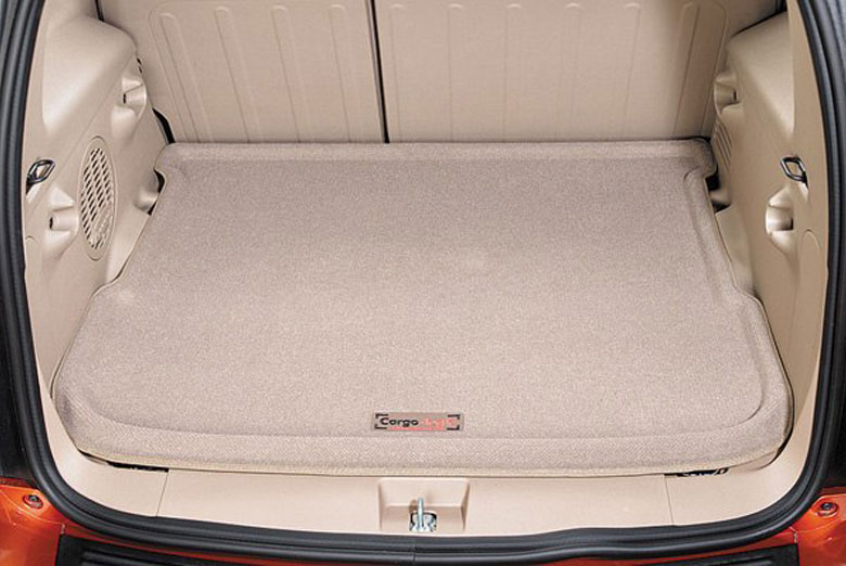 2003 Mercury Mountaineer Cargo-Logic Tan Cargo Mat W/O 3rd Row Seats