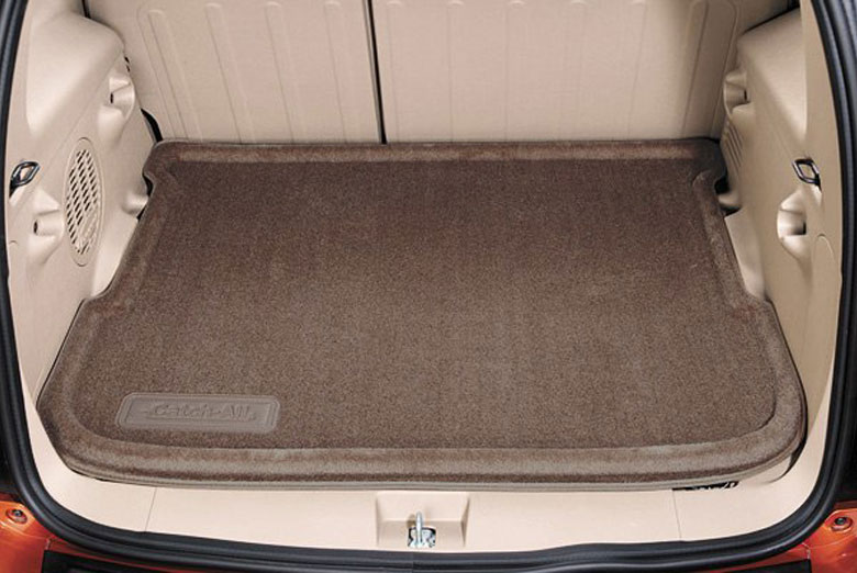 2002 BMW X5 Catch-All Beige Cargo Mat