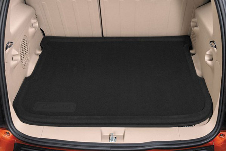 2009 Jeep Wrangler Catch-All Black Cargo Mat