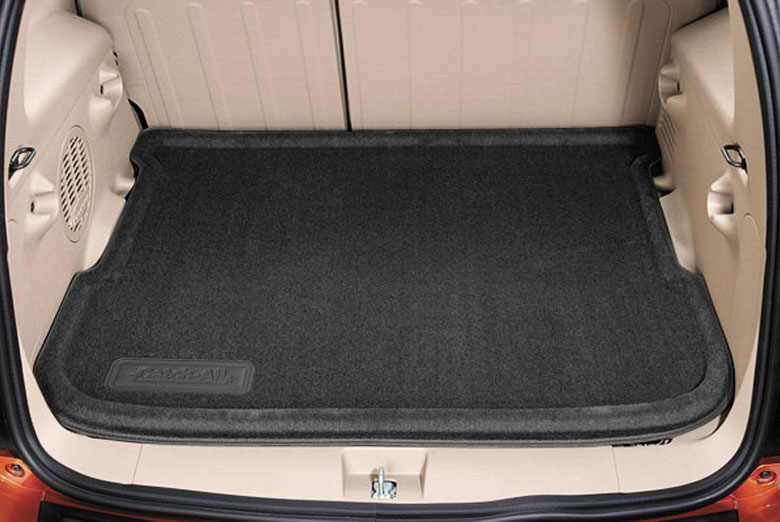 2002 BMW X5 Catch-All Charcoal Cargo Mat