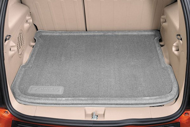 2002 BMW X5 Catch-All Gray Cargo Mat