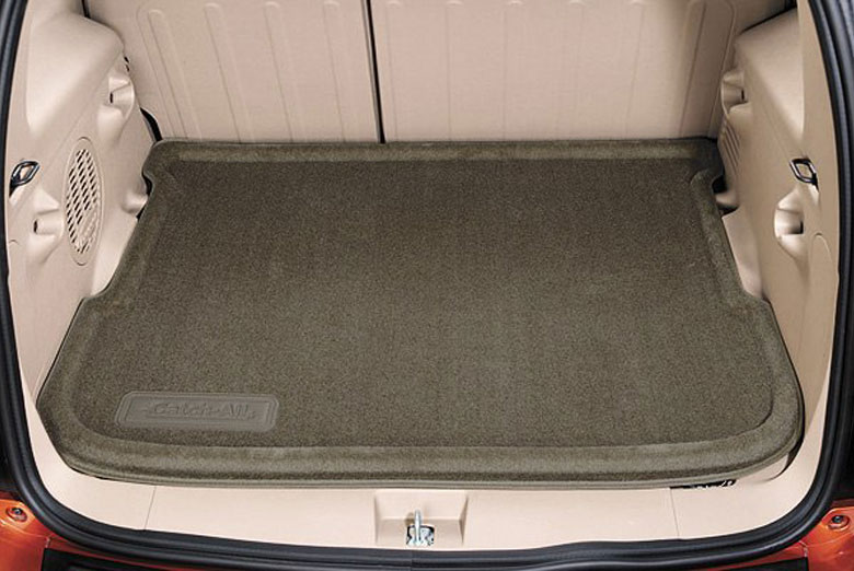 2007 Jeep Commander Catch-All Khaki Cargo Mat