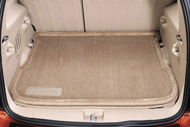 lund catch all toyota rav4 2006 2010 tan cargo mat w o. Black Bedroom Furniture Sets. Home Design Ideas