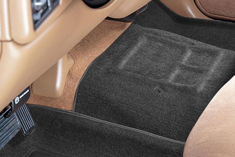 2001 GMC Sierra Catch-All Charcoal Center Hump Floor Mats