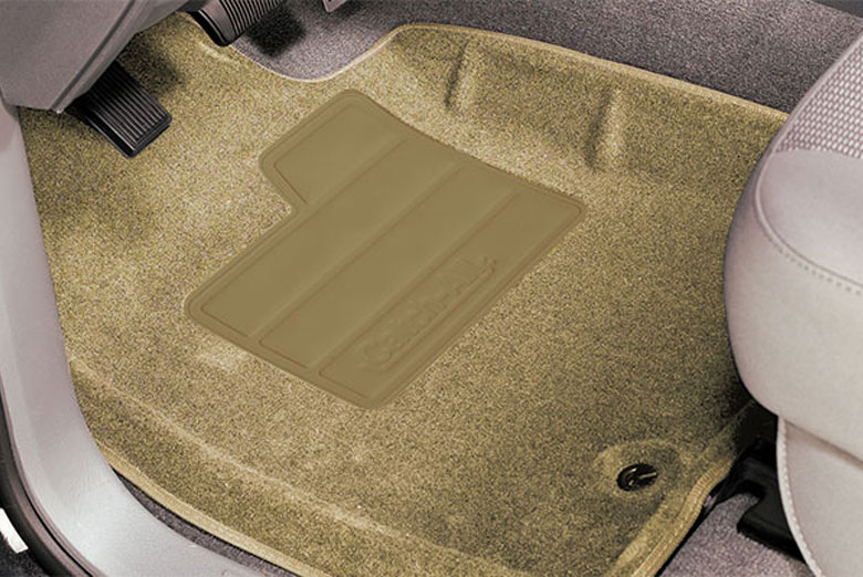 2010 Ford Edge Catch-All Camel Front Floor Mats