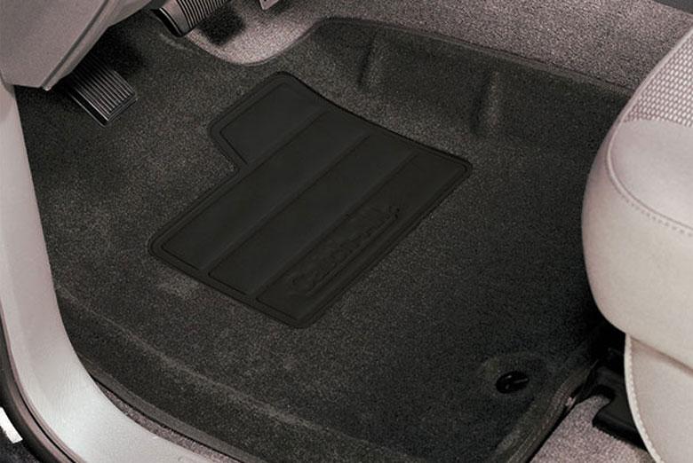 2007 Dodge Nitro Catch-All Dark Slate Front Floor Mats