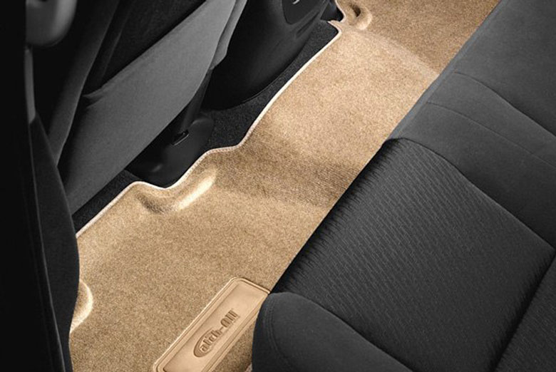 2010 Ford Edge Catch-All Camel Second Row Floor Mats