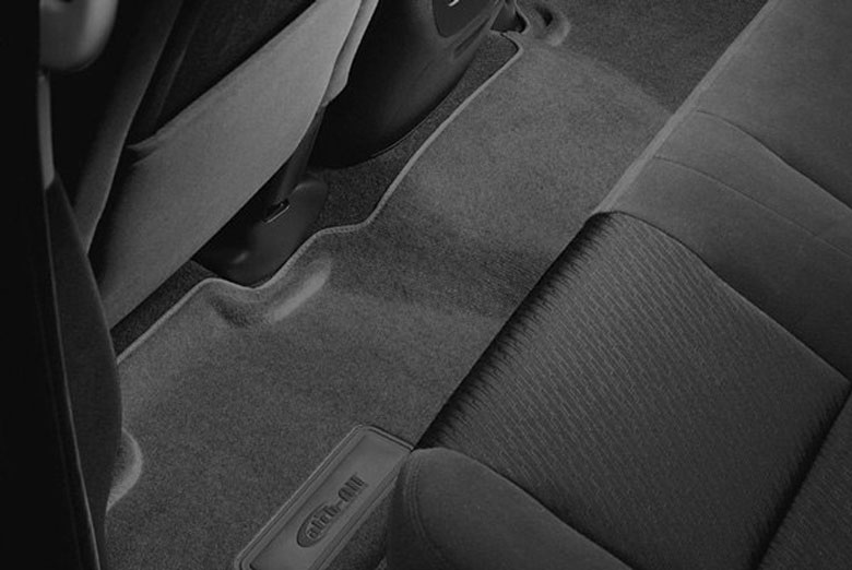 2003 Mercury Mountaineer Catch-All Charcoal Second & Third Row Floor Mats W/ 3rd Row Seats