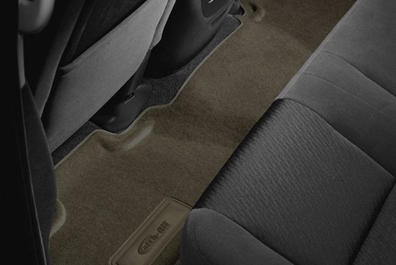 2007 Jeep Commander Catch-All Khaki Second & Third Row Floor Mats
