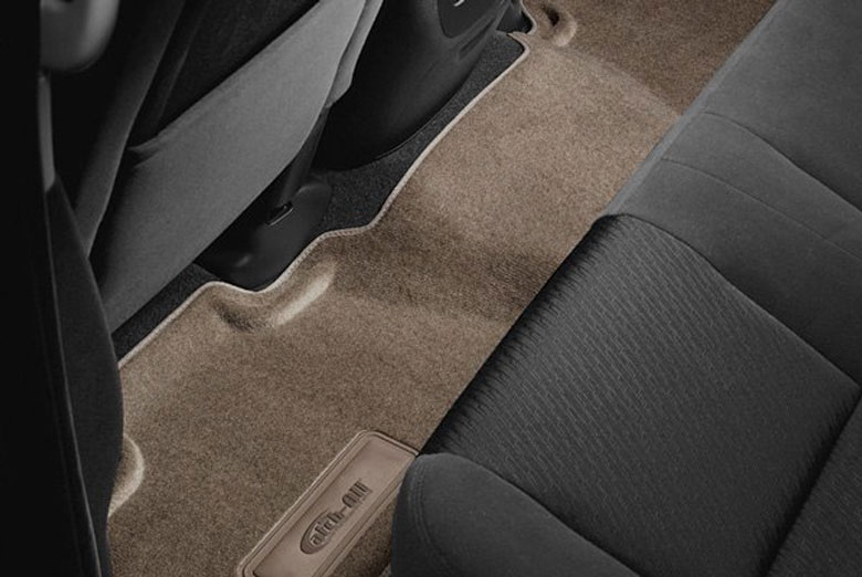 2010 Ford Edge Catch-All Stone Second Row Floor Mats