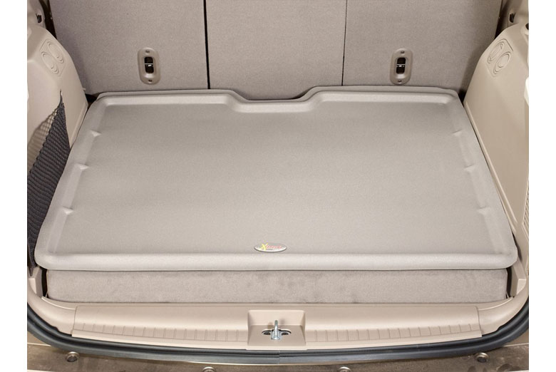 2007 Mercury Mariner Catch-All Xtreme Tan Cargo Mat W/O Rear Speakers