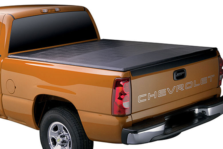 2002 Toyota Tacoma Genesis Seal And Peel Tonneau Cover