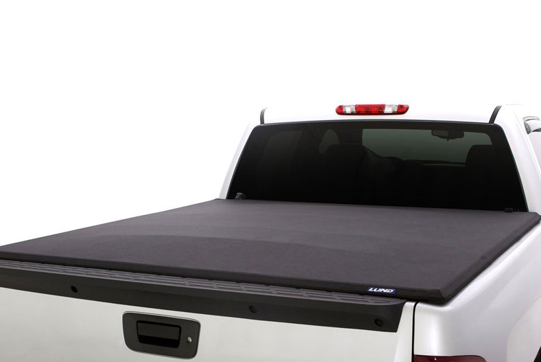 2000 Mazda B-Series Genesis Elite Snap Tonneau Cover