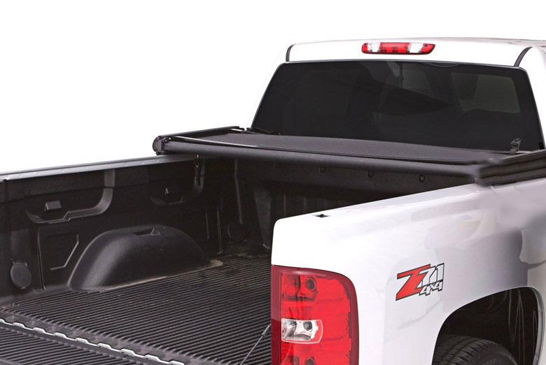 2004 Dodge Dakota Genesis Elite Tri-Fold Tonneau Cover