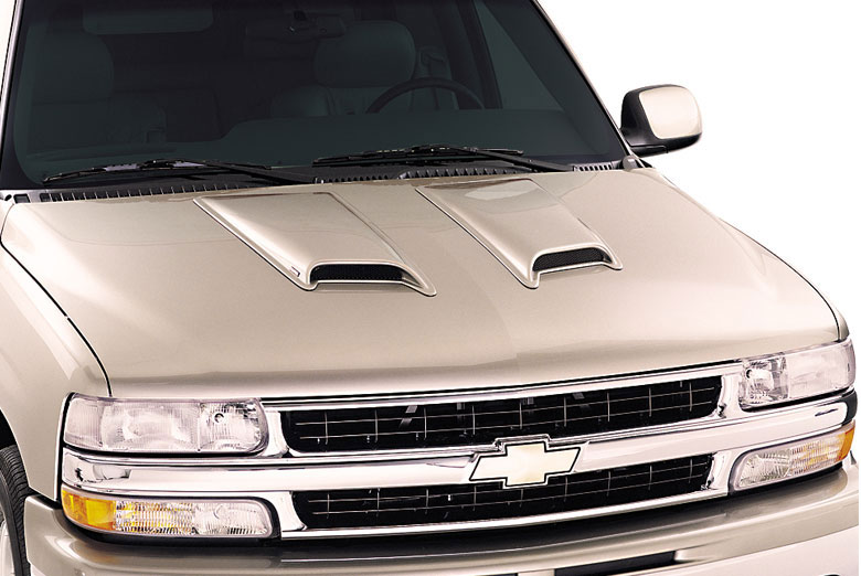 2002 GMC Jimmy Hood Scoop Cowl