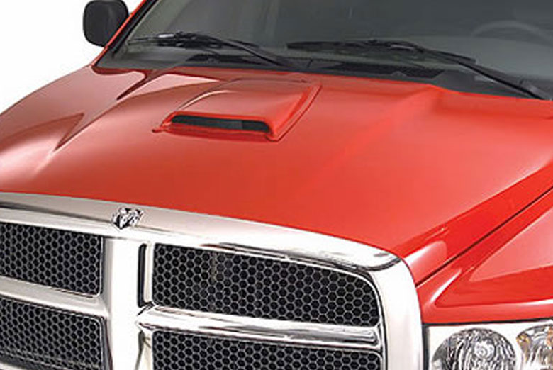 2009 GMC Canyon Hood Scoop Cowl