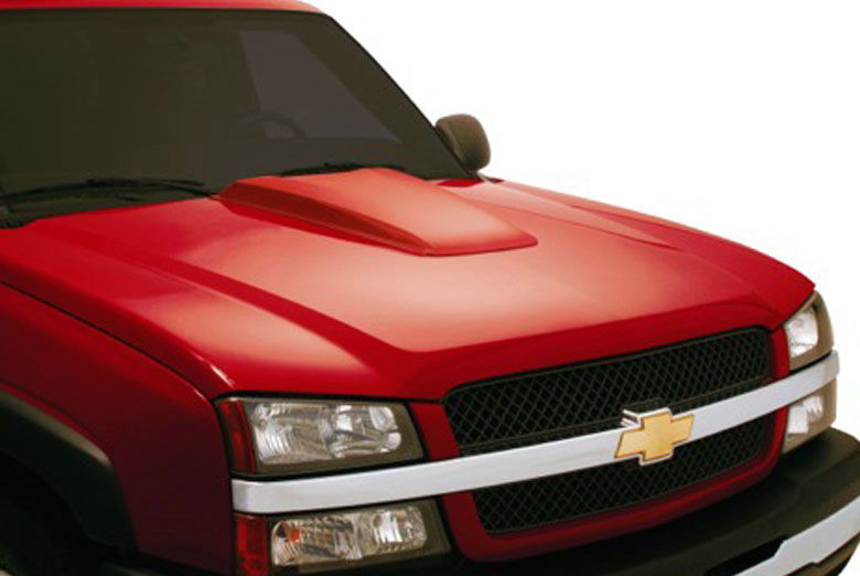 2000 Ford Expedition Hood Scoop Cowl