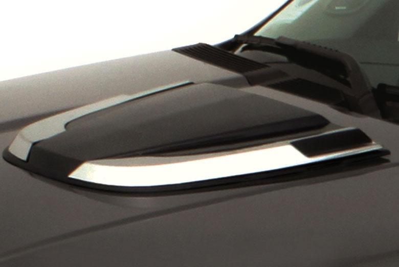 2010 Chevrolet Silverado Hood Scoop Cowl