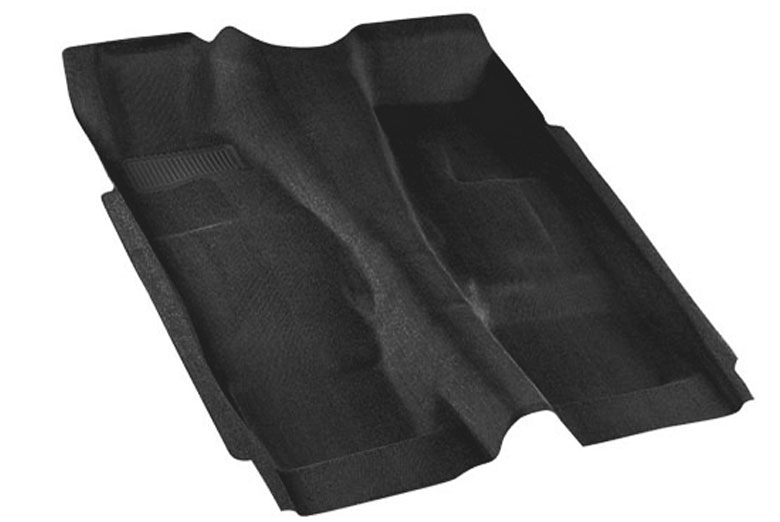 2003 Jeep  Wrangler Pro-Line Black Replacement Carpet Passenger Area