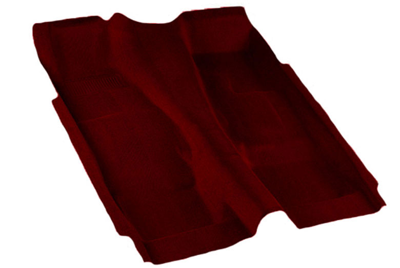 1980 Jeep  CJ Series Pro-Line Dark Red Replacement Carpet