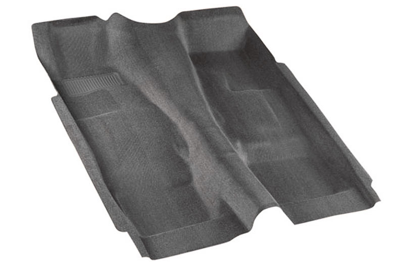 2001 Ford  F-150 Pro-Line Charcoal Replacement Carpet W/ Column Shifter