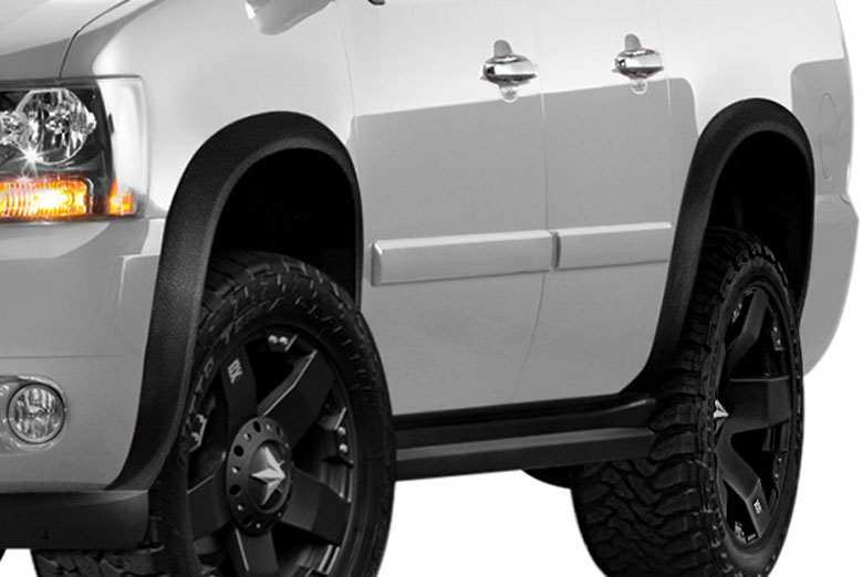 1999 Ford F-350 Lund SX-Sport Textured Full Set Fender Flares