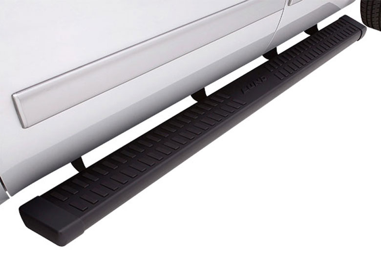 1998 Lincoln  Navigator Summit Ridge Black Running Boards