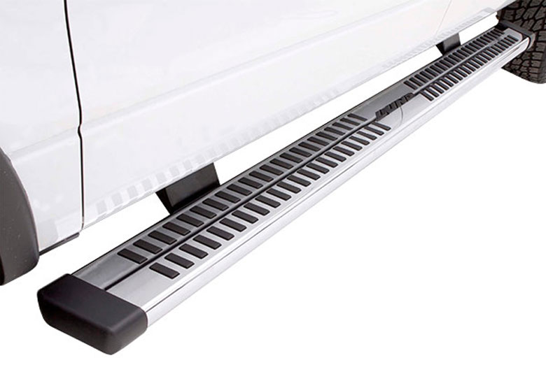 1999 Ford  Expedition Summit Ridge Chrome Running Boards