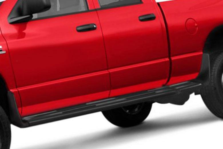 2009 Chevrolet  Van Black Trailback Running Boards