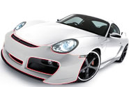 2008 Dodge Viper Bumper Paint Protection Kits