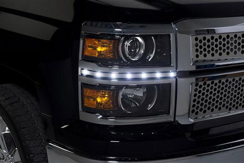 2014 Chevrolet Silverado G2 LED DayLiner