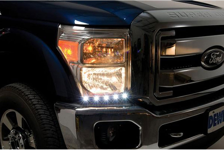 2013 Ford F-350 G2 LED DayLiner