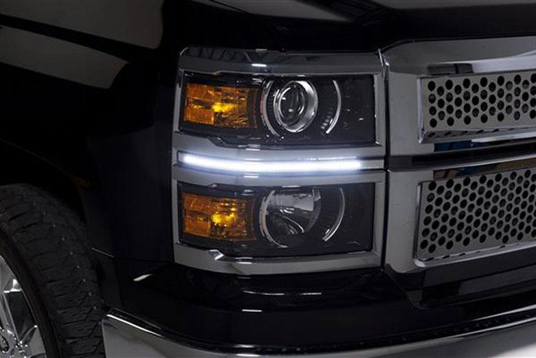2014 Chevrolet Silverado G3 LED DayLiner