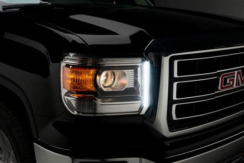 2014 GMC Sierra G3 LED DayLiner