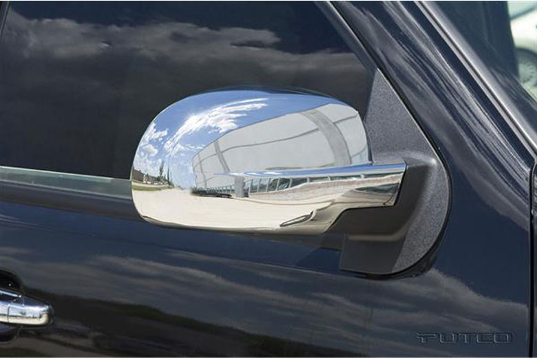 2009 Chevrolet Avalanche Mirror Covers
