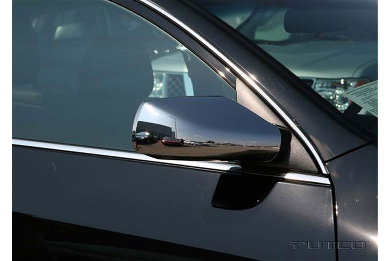2009 Nissan Altima Mirror Covers